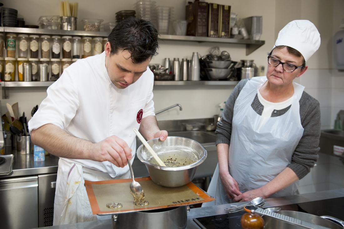 voyez-vous, vinciane verguethen, photo, photographie, reportage, findus, atelier des chefs, cuisine, team building